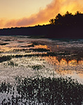 Sunrise at Contoocook Marsh Conservation Area, Rindge, NH