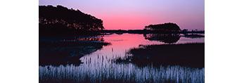 Morning Glow, Chincoteague National Wildlife Refuge, Assateague National Seashore, VA