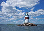 Latimer Reef Light, Fishers Island Sound, NY