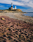 Purple Sand at Montauk Point Lighthouse, Long Island, NY