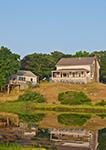 Seaside Homes on Cuttyhunk Pond, Cuttyhunk Island, Elizabeth Islands, Town of Gosnold, MA