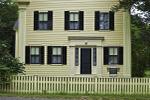 Briggs-McDermott House circa 1830, Bourne Society for Historic Preservation, Registered Historic Place, Cape Cod, Bourne, MA