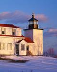 Fort Point Light, Fort Point State Park, Stockton Springs, ME