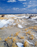 Windswept Snow and Dunes, Crane Beach, Trustees of Reservations, Ipswich, MA