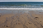 Sand Patterns on Coast Guard Beach, Cape Cod National Seashore, Cape Cod, Eastham, MA