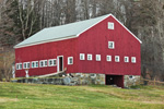 Big Red Barn, Peterborough, NH