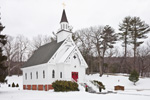 Saint Bridget Catholic Church (established 1883), Cornwall, CT