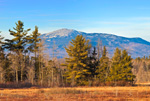 Mount Monadnock and Scott Brook Area in Winter, View from Fitzwilliam, NH