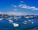 Sunny Day at Stonington Harbor, Deer Isle, Stonington, ME