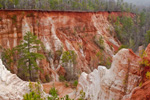 Colorful Cliffs at Providence Canyon Conservation Park, Georgia's Little Grand Canyon, Stewart County, GA