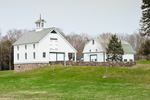 White Barns and Stone Walls, Eastford, CT
