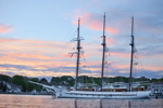Tall Ship Schooner