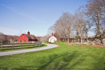 Early Spring at Gypsy Woods Farm, North Stonington, CT