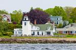 Nayatt Point Lighthouse, Narragansett Bay, Barrington, RI