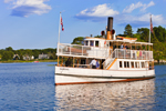 Mystic Seaport Tour Boat