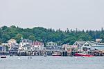 Stonington Harbor Waterfront, Deer Island Thorofare, Deer Isle, Stonington, ME