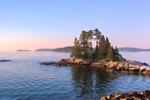 Peninsula on Potato Island, Deer Island Thorofare, Stonington, ME