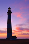Predawn at Bodie Light, Cape Hatteras National Seashore, Outer Banks, NC