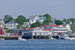 Tugboat Inn and Welch House Inn  on Boothbay Harbor Waterfront, Boothbay, ME