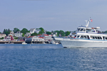 """Tourboat """"Harbor Princess"""" in Boothbay Harbor, Boothbay, ME"""