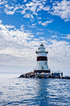 Latimer Reef Light, Fishers Island Sound, Long Island, Southold, NY