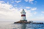 Latimer Reef Light, Fishers Island Sound, Long Island, Southold, NY