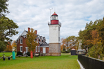 Historic Dunkirk Lighthouse (Built 1875), Great Lakes Seaway Trail, Point Gratiot, Lake Erie, Dunkirk, NY