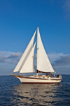 Bayfield 32 Cutter-rigged Sailboat