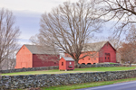 Red Barns and Stone Walls, Thompson, CT
