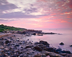 """Predawn View from """"The Dike"""" on Gerrish Island near Kittery Point,  Kittery, ME"""