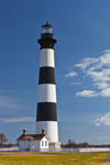 Bodie Island Lighthouse in Early Morning, Cape Hatteras National Seashore, Outer Banks, Bodie Island, NC