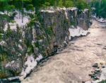 Ripogenus Gorge and West Branch Penobscot River, T3 R11 WELS, Great North Woods, ME