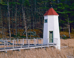 Kennebec River Front Range Light (Doubling Point Range Lights), Arrowsic Island, ME