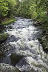 Contoocook River in Spring Freshet, Jaffrey, NH