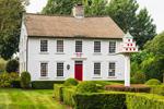 Historic Noah Tooker House, Built 1733, Essex, CT