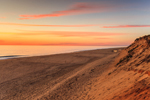 Sunrise at Marconi Beach, Cape Cod National Seashore, Cape Cod, Wellfleet, MA