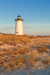 Edgartown Lighthouse in Early Morning Light, Martha's Vineyard, Edgartown, MA