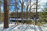 Winter along Millers River, near Bearsden Conservation Area, Athol, MA