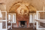 The Guard Room, Fort Pulaski National Monument, Cockspur Island, GA
