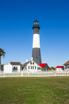 Tybee Island Light Station (Built 1736, Rebuilt 1867), Tybee Island, GA