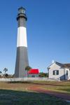 Tybee Island Light Station (Built 1736, Rebuilt 1867), Tybee Island, GA