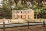 Horton House (Built 1743), Horton House Historic Site, National Historic Landmark, Jekyll Island, GA