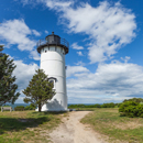 East Chop Lighthouse, Martha's Vineyard, Oak Bluffs, MA