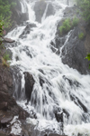 Megunticook Falls on Megunticook River near Downtown, Camden, ME