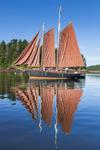 Hoisting the Sails: Schooner
