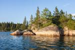 Rocky Shoreline on One of the Hen Islands, Seal Bay, Vinalhaven, ME