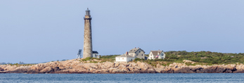 Cape Ann (Thacher Island) South Lighthouse, Cape Ann, Rockport, MA