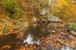 Otter Creek in Autumn, Blue Ridge Parkway, Amherst County, VA