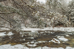 Ashuelot River after Fresh Snowfall, Gilsum, NH