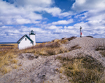 Long Point Light, Cape Cod National Seashore, Cape Cod, Provincetown, MA